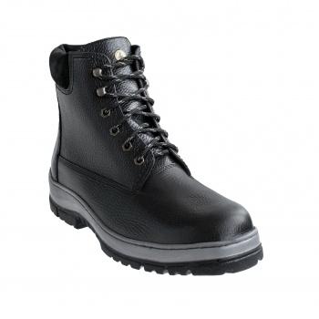 История защитных элементов специализированной обуви