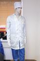 Антистатический мужской халат DOKA-I003
