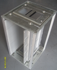 Антистатический  стеллаж DOKA-COP-807L для печатных плат