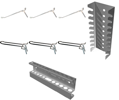 Набор крючков DOKA-НК03  для подвесного инструмента